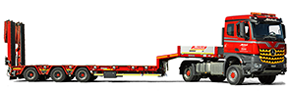 Kategorie Maschinentransporte