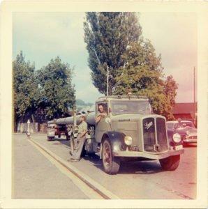 Flueck Lastwagen